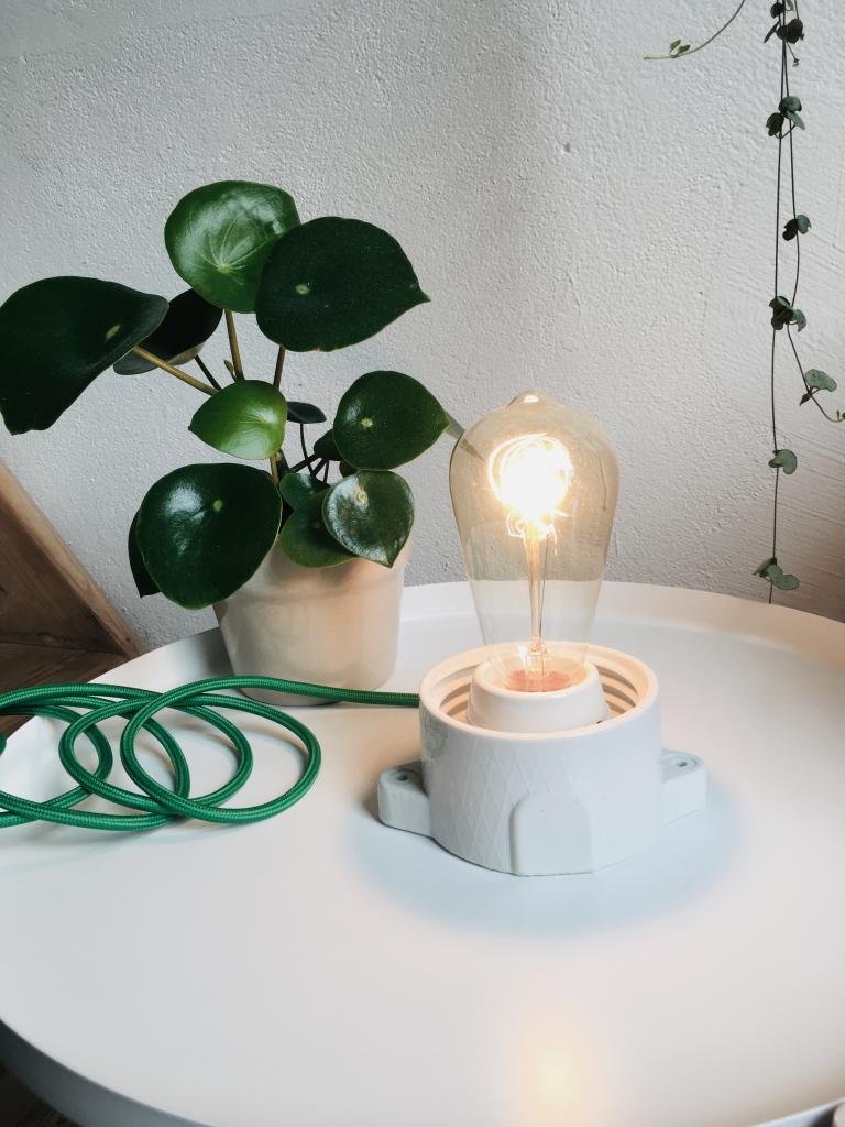 Vintage lamp Bauhaus