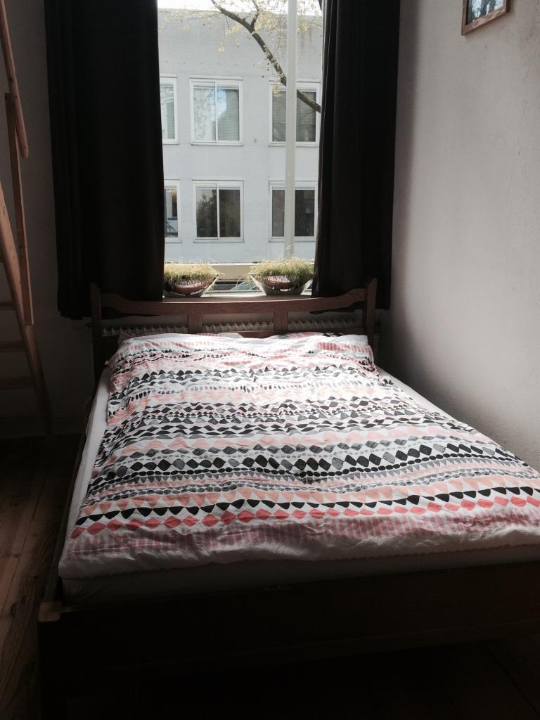 We-Stijl-Slaapkamer-bed